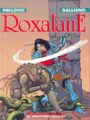 Roxalane édition simple