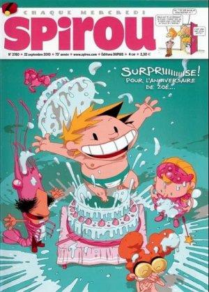 Le journal de Spirou # 3780
