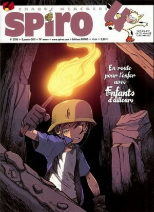 Album Spirou (recueil) # 3795