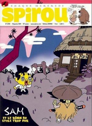 Album Spirou (recueil) # 3797