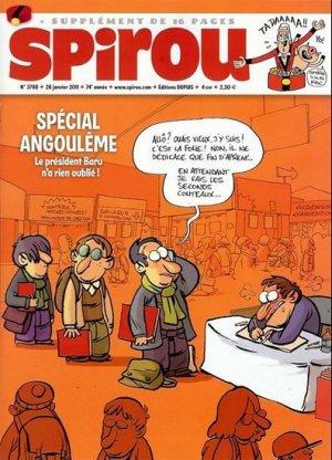 Album Spirou (recueil) # 3798