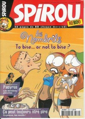 Le journal de Spirou # 3589