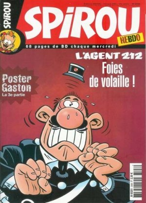 Album Spirou (recueil) # 3596