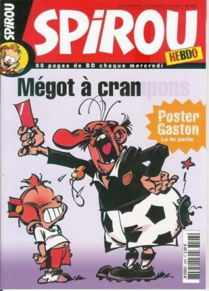 Le journal de Spirou # 3597