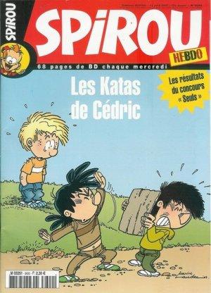 Le journal de Spirou # 3600