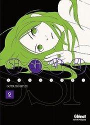 couverture, jaquette Sasanaki 2  (Glénat Manga)