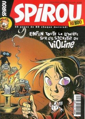 Album Spirou (recueil) # 3606