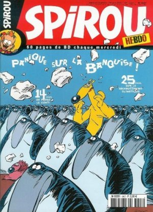 Album Spirou (recueil) # 3607