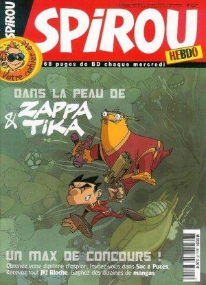 Le journal de Spirou # 3619