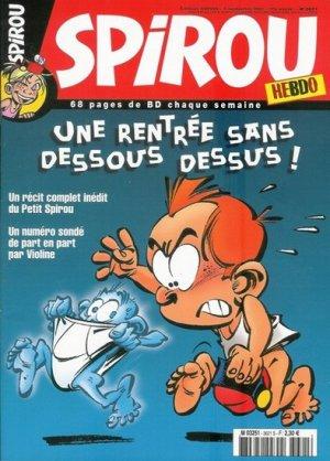 Le journal de Spirou # 3621