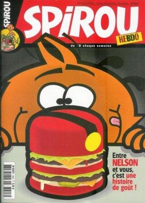 Le journal de Spirou # 3623