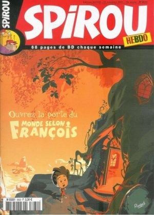 Album Spirou (recueil) # 3632