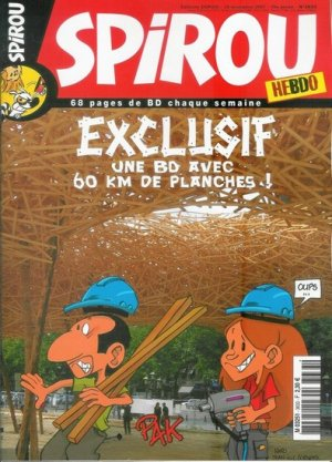 Le journal de Spirou # 3633