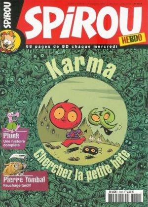 Le journal de Spirou # 3581