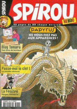 Le journal de Spirou # 3582