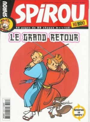 Album Spirou (recueil) # 3559