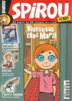 Le journal de Spirou # 3563