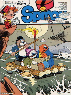 Album Spirou (recueil) # 2292