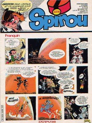 Album Spirou (recueil) # 2278
