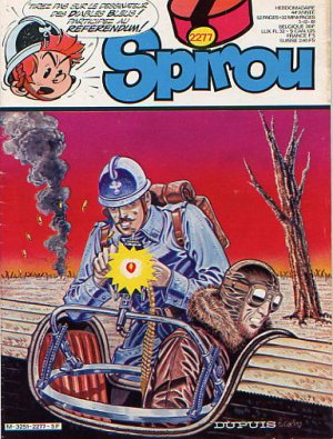 Album Spirou (recueil) # 2277