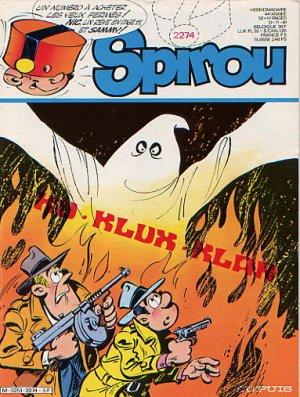 Album Spirou (recueil) # 2274