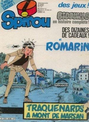 Album Spirou (recueil) # 2236