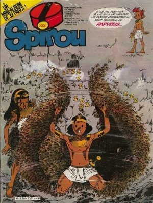 Album Spirou (recueil) # 2221