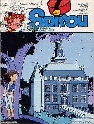 Album Spirou (recueil) # 2294