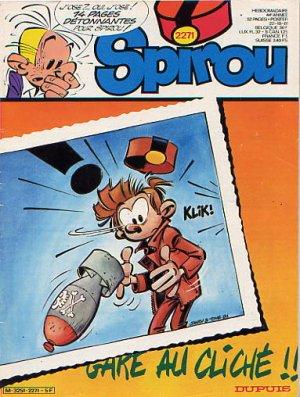 Album Spirou (recueil) # 2271