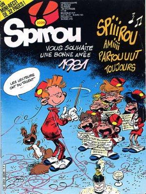 Album Spirou (recueil) # 2229
