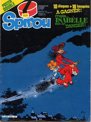 Album Spirou (recueil) # 2231
