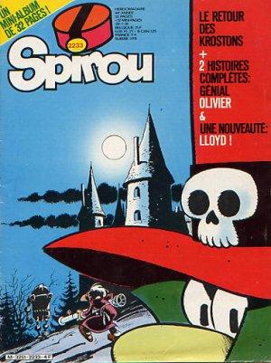 Album Spirou (recueil) # 2233