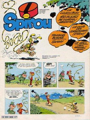 Le journal de Spirou # 2235