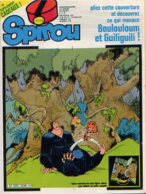 Album Spirou (recueil) # 2238