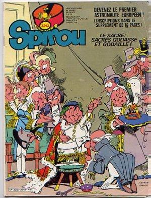 Album Spirou (recueil) # 2242