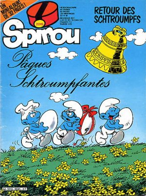 Album Spirou (recueil) # 2245