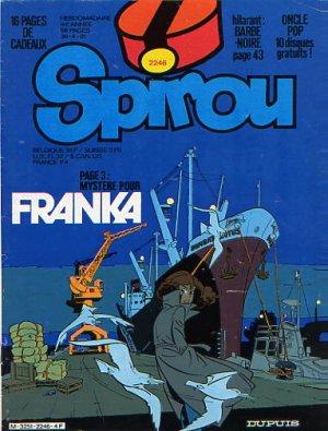 Album Spirou (recueil) # 2246