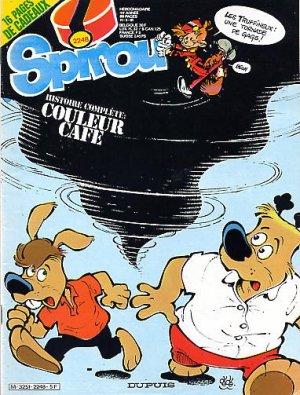 Album Spirou (recueil) # 2248