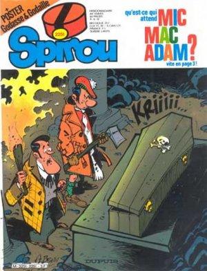 Album Spirou (recueil) # 2251