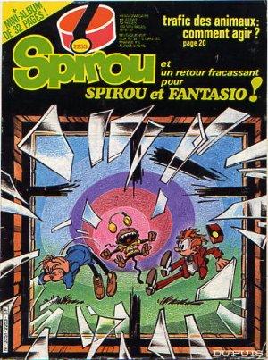 Album Spirou (recueil) # 2253