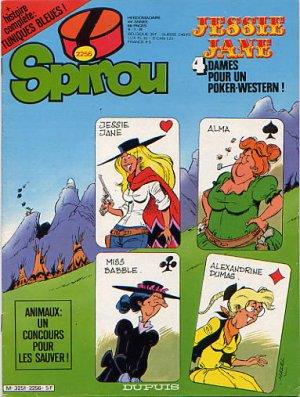 Album Spirou (recueil) # 2256