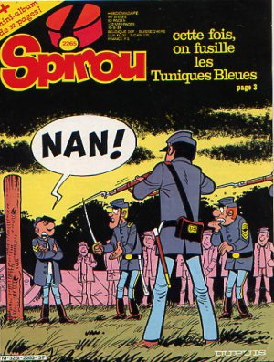 Album Spirou (recueil) # 2265