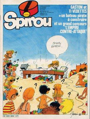 Album Spirou (recueil) # 2210