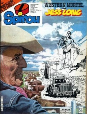 Le journal de Spirou # 2213