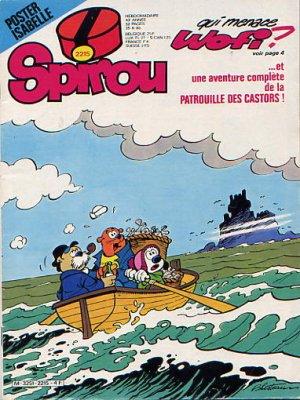 Album Spirou (recueil) # 2215