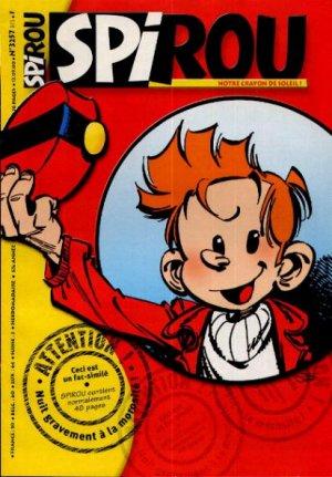 Le journal de Spirou # 3257