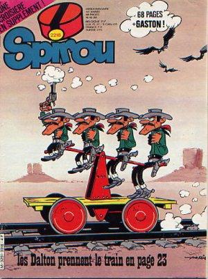 Album Spirou (recueil) # 2218