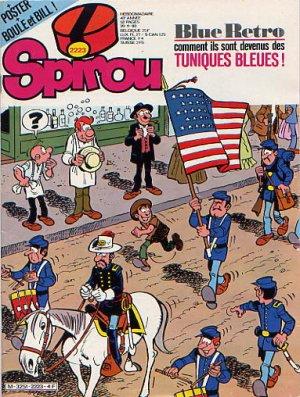 Album Spirou (recueil) # 2223