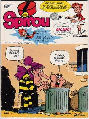 Album Spirou (recueil) # 2153