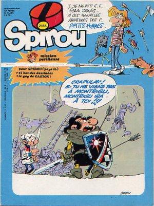 Album Spirou (recueil) # 2155